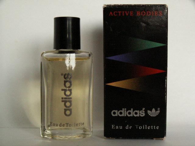 Miniatures De Parfum De Collection Adidas Active Bodies