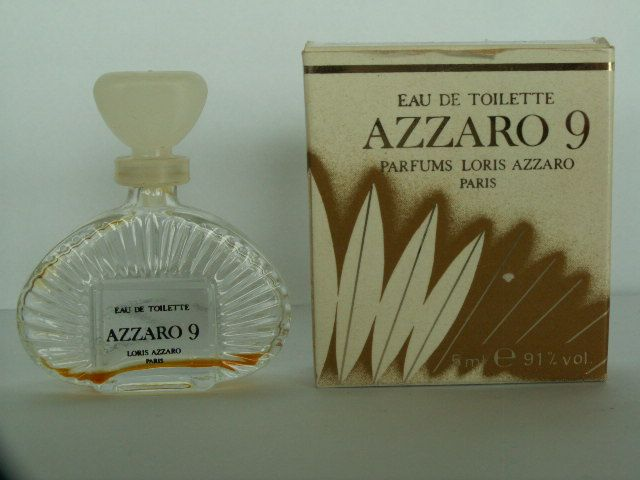 Miniatures Xbrowcde Azzaro Parfum Loris De 9 Collection wPn8Ok0
