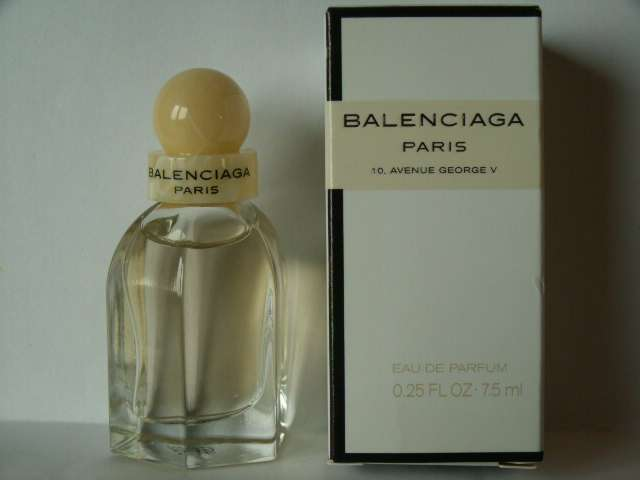Miniatures Balenciaga Parfum De Collection Cristobal bf7gvYy6