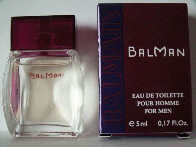 Miniatures Pierre Parfum Collection Balman De Balmain XZOPkliuwT
