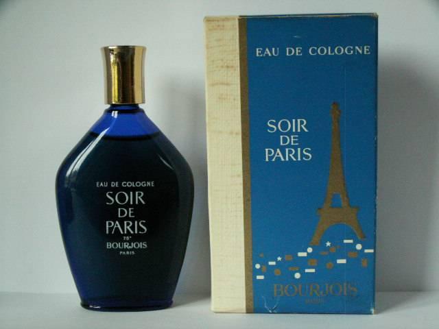 Miniatures De Parfum De Collection Bourjois Soir De Paris