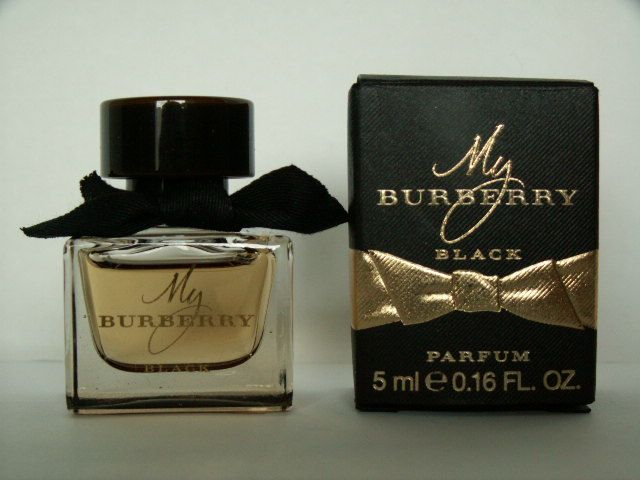 Miniatures Parfum Black Collection De My Burberry FTl1KJc