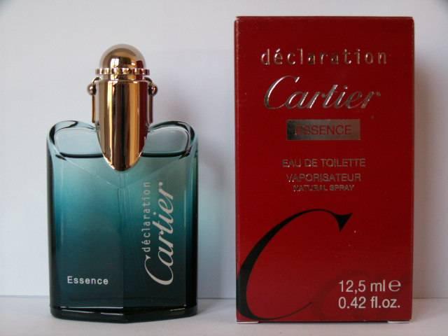 De Miniatures Cartier Zmpsuqv Parfum Déclaration Essence Collection 1lFJc3TK