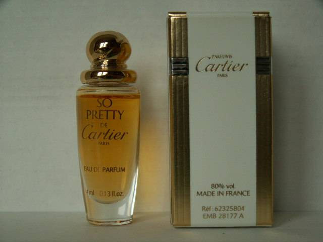 Cartier Pretty Collection So Miniatures Parfum De nvm0ON8w