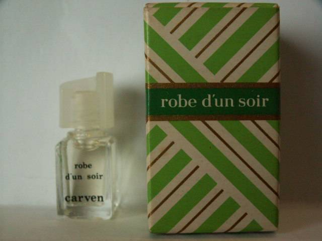 Robe d'un soir parfum