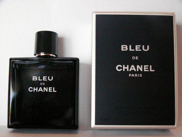 miniatures de parfum chanel gabrielle bleu. Black Bedroom Furniture Sets. Home Design Ideas