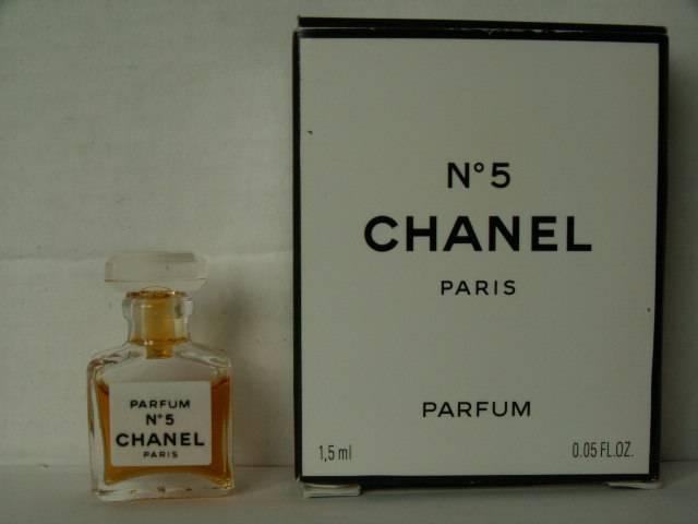 Miniatures De Parfum De Collection Chanel Gabrielle N 5