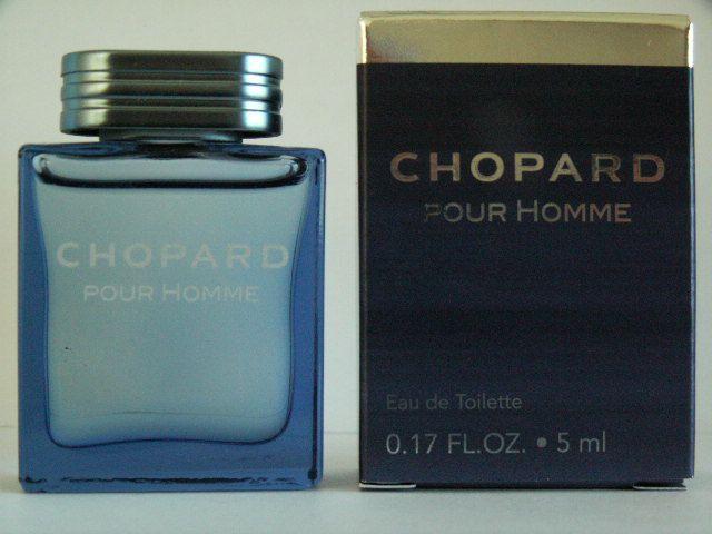 Miniatures De Parfum De Collection Chopard Chopard Pour Homme