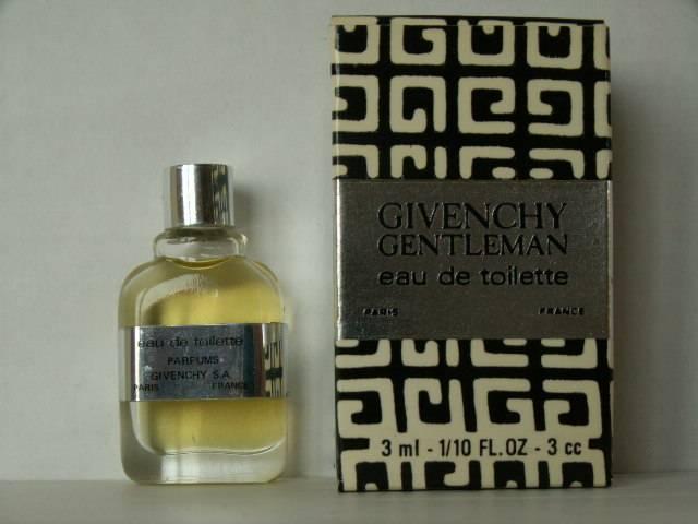 Miniatures Gentleman Givenchy Parfum Collection De dxWCBQoEre