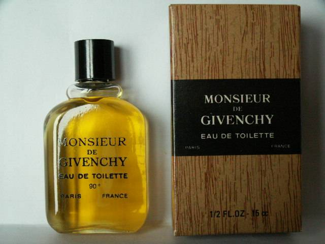 Parfum Miniatures De Collection Givenchy Monsieur K1cu3FJlT5
