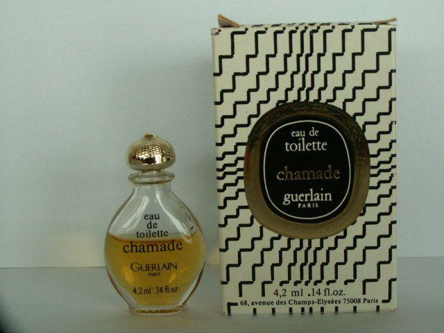 Chamade Parfum De Collection Miniatures Guerlain nm0N8vw