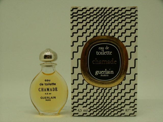 Miniatures Collection Chamade De Guerlain Parfum BCodxe