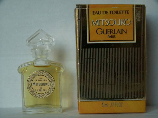 Miniatures De Parfum De Collection Guerlain Mitsouko