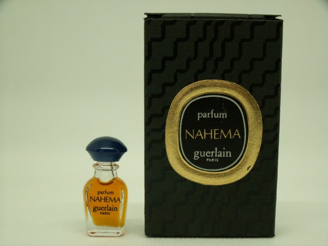 Nahéma Miniatures Collection De Parfum Guerlain MVpzUqS
