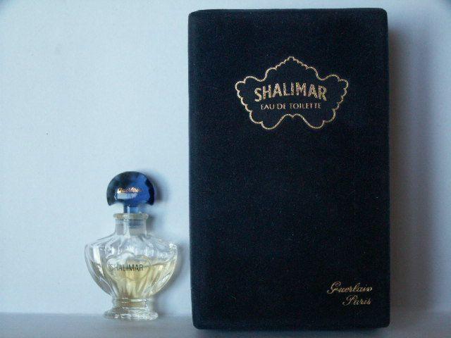 Collection Miniatures De Shalimar Parfum Guerlain vnmN80w