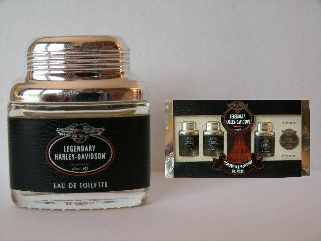 Miniatures De Parfum De Collection Harley Davidson Legendary