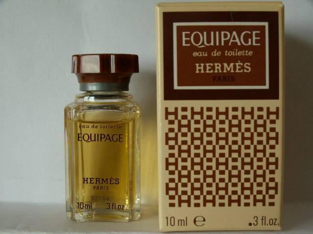 Hermès Equipage De Miniatures Parfum Collection 8OwP0kn
