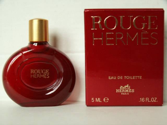 Rouge Hermès Parfum Miniatures Collection De Nn0OPX8kw