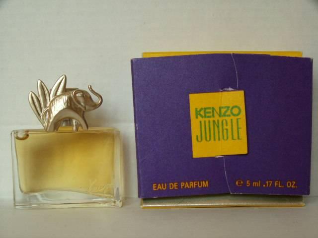 Collection Miniatures Parfum De Kenzo Jungle WIED29HY