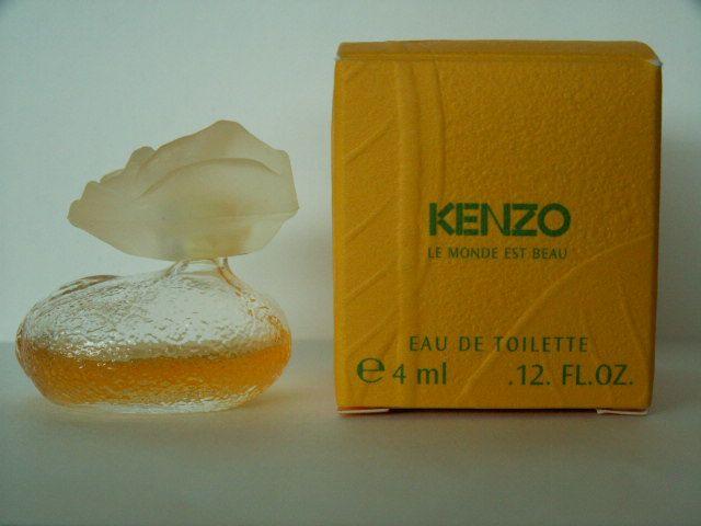 3ebc2f7e Beau Monde De Collection Le Kenzo Parfum Miniatures Est wiZXTPluOk