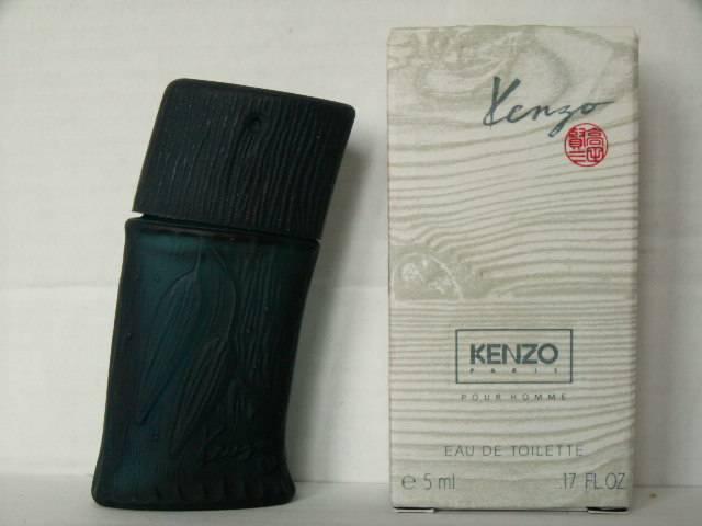 De Pour Parfum Homme Kenzo Miniatures Collection vN8wmn0