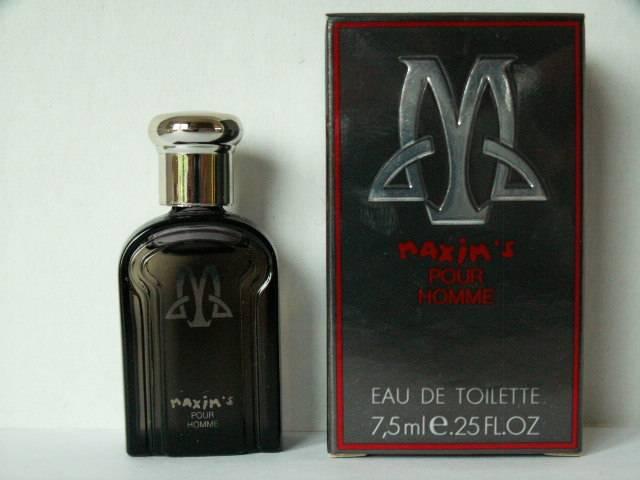 Parfum Homme Pour Collection Miniatures Maxim's De 4RL35ScjqA
