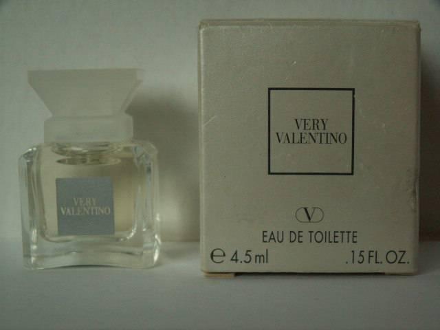 De Very Parfum Miniatures Collection Valentino Y7gbf6y